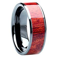 mens metal rings images Wood inlay rings one of the hottest categories of mens wedding png