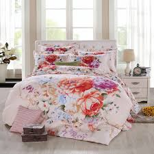 compare prices on watercolor floral duvet cover online shopping