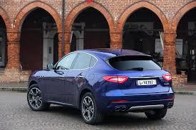 2017 maserati levante rear view auto price release date