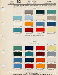 broncofix color code search for the 1966 77 early ford bronco