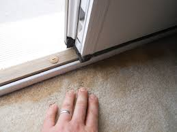 Door Thresholds For Exterior Doors Exterior Door Inspection Will These Doors Leak The Ashi