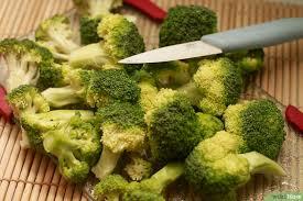 cuisiner le brocolis frais 5 ères de cuisiner le brocoli wikihow