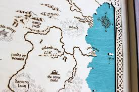 Narnia Map Narnia The Chronicles Of Narnia
