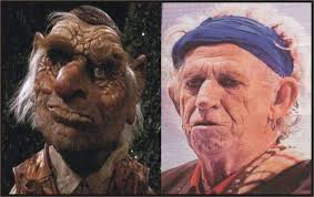 Rolling Stones Meme - after hoggle left the labyrinth he joined a band called the rolling