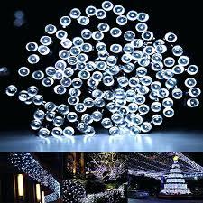 solar powered led fairy lights ideas solar panel outdoor fairy lights for lighting chain led