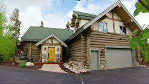 51 tiny log cabin kits colorado log cabin kit log cabin log cabin in breckenridge video hgtv