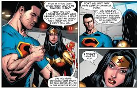 superman and wonder woman where are they now spoilers