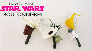 how to make boutonnieres diy wars boutonnieres