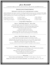 Resume Com Samples by Free Barista Resume Example