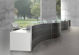 Rounded Reception Desk by Reception Desks Reception Counters Tag Office