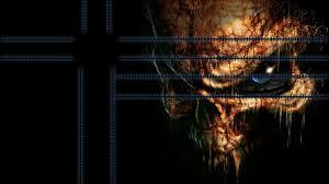cool halloween background bloody skull wallpaper hd
