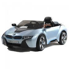 bmw battery car licensed bmw i8 12v electric ride on car parental remote
