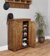 Oak Shoe Storage Cabinet Hallway U0026 Cloakroom Storage Ideas By Big Blu Furniture Homify