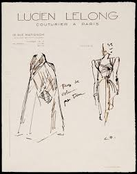 collectibles sale fashion illustration english luxury brands