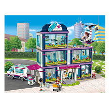 K Heneinrichtung G Stig Lego 41318 Friends Heartlake Krankenhaus