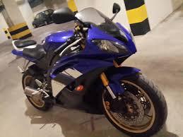 yamaha r6 2008 blue gold mototrademalta com