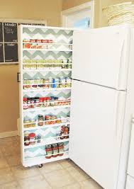 pull out kitchen storage ideas diy canned food organizer tutorial