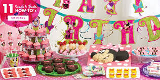 minnie mouse party minnie mouse party supplies minnie mouse birthday ideas party city