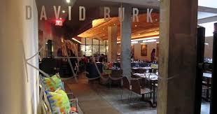 David Burke Kitchen Nyc by Mission Food Lunch á La David Burke