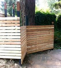 How To Build Backyard Fence Best 25 Diy Backyard Fence Ideas On Pinterest Horizontal Fence