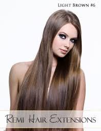 Light Brown Hair Extensions Micro Bead Hair Extensions Light Brown Remi Hair Extensions
