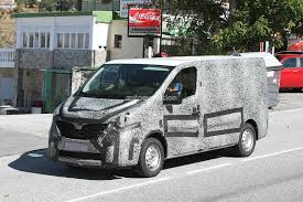 renault usa renault releases sketch of new trafic van for 2014 autoevolution