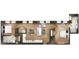 luxury apartment floor plans 2 bed 2 bath apartment in tuscaloosa al the tower luxury