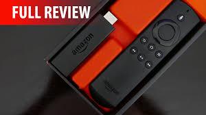 amazon fire tv stick with voice remote 2015 full review kodi