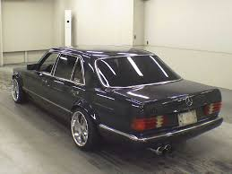 used mercedes benz benz 560sel for sale at pokal u2013 japanese used
