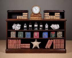 oak open bookshelves c 1870 458751 sellingantiques co uk
