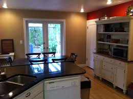 kitchen reprinted main walls are benjamin moore brookline beige