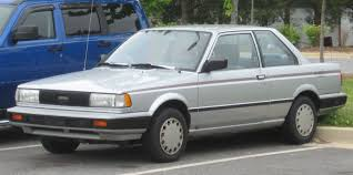 nissan stanza 1983 1984 nissan stanza t11 sedan wallpapers specs and news