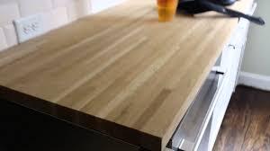 butcher block countertops pt 1 hardwood floor refinishing