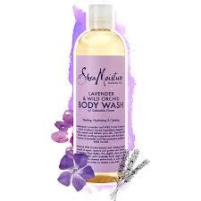 wild orchid home decor amazon com shea moisture lavender u0026 wild orchid body wash 13