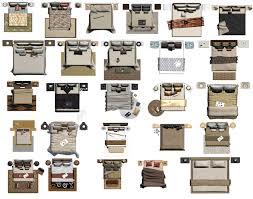 Free Autocad Floor Plans Bed Blocks Https Www Cadblocksdownload Com Collections Photoshop