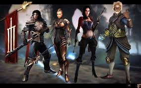 donjon siege 3 steam community dungeon siege iii character choice with