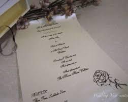 Scroll Invitation Rods 6 Inch Diy 150 Pairs Scroll Invitation Rods