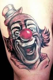 13 best crazy clown tattoo designs images on pinterest clowns