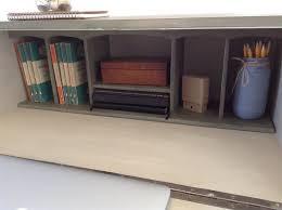 vintage bureau vintage bureau 2 in 1 desk and chest of drawers the pallet house