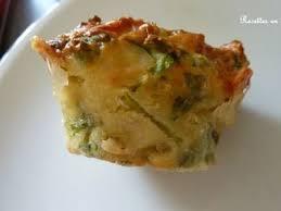 cuisiner fanes de radis muffins aux fanes de radis comte et chèvre recette ptitchef