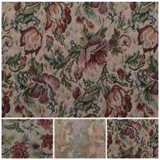 Vintage Floral Upholstery Fabric Pastel Upholstery Fabric Ebay