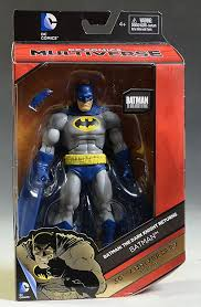 review and photos of mattel multiverse dark knight returns