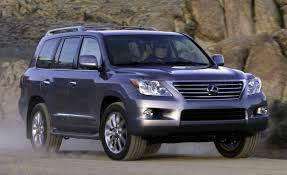 lexus truck 2007 2008 lexus lx570 short take road test reviews car and driver