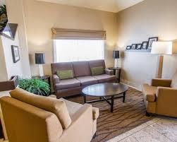 Comfort Suites Phoenix Airport Lobbyinterior4 Jpg