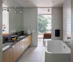 Bathroom Mirrors Ideas by Bathroom Mirror Ideas Fill The Whole Wall Contemporist