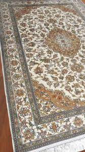 Kashmir Silk Rugs Silk Rugs From India Buy Rugs Online Hand Knotted Silk Rugs