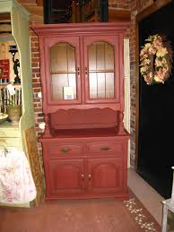 country buffet and hutch painted with annie sloan chalk paint