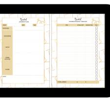bridal shower planner products archive bridal tribe