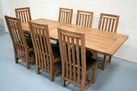 Light Oak Dining Table And Chairs 38 Primary Oak Dining Room Chairs Images Altroism Org