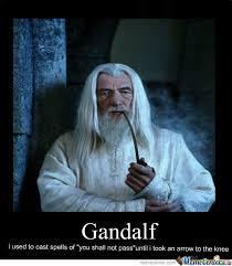Gandalf Meme - gandalf by hadoukher meme center
